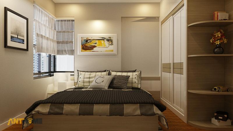 Thiết kế nội thất căn hộ Masteri Thảo Điền 65m2 7