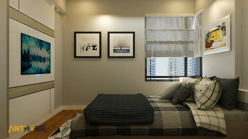 Thiết kế nội thất căn hộ Masteri Thảo Điền 65m2 9