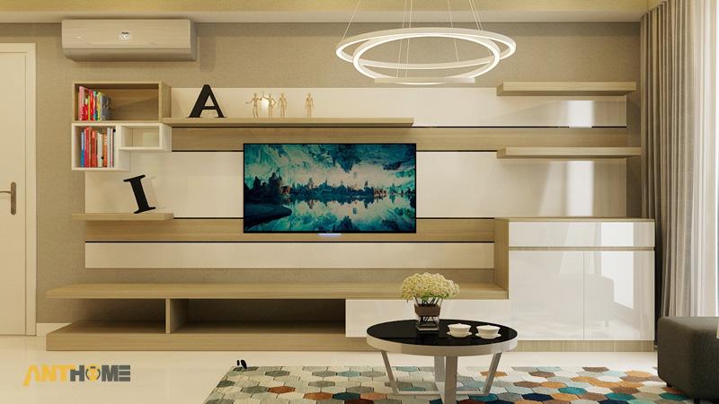 Thiết kế nội thất căn hộ Masteri Thảo Điền 70m2 4