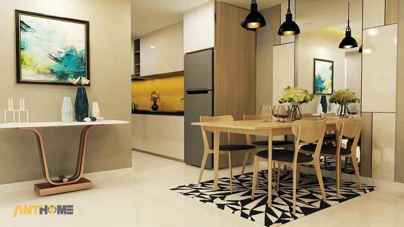Thiết kế nội thất căn hộ Masteri Thảo Điền 70m2 5