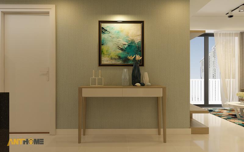 Thiết kế nội thất căn hộ Masteri Thảo Điền 90m2 1