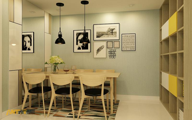 Thiết kế nội thất căn hộ Masteri Thảo Điền 90m2 6