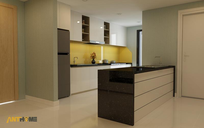 Thiết kế nội thất căn hộ Masteri Thảo Điền 90m2 7