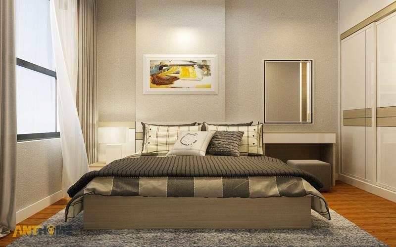 Thiết kế nội thất căn hộ Masteri Thảo Điền 90m2 9