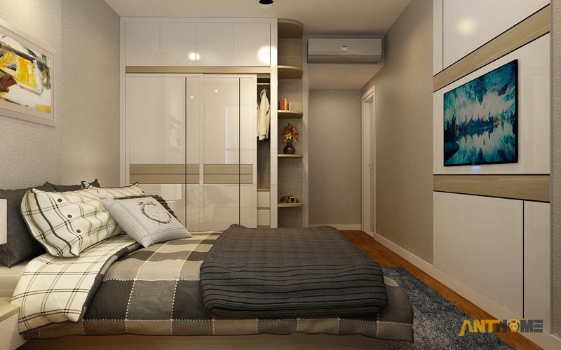 Thiết kế nội thất căn hộ Masteri Thảo Điền 90m2 11