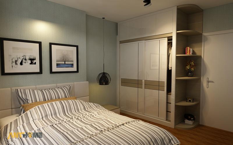 Thiết kế nội thất căn hộ Masteri Thảo Điền 90m2 13