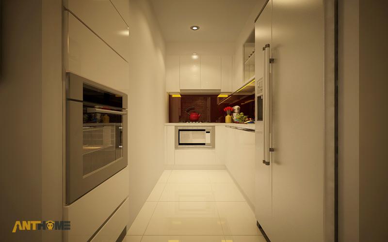 Thiết kế nội thất căn hộ Sunrise City 1 phòng ngủ 5