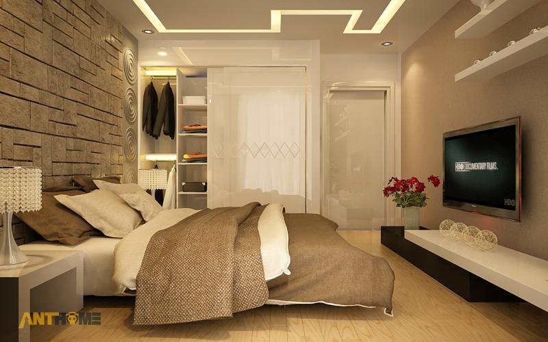 Thiết kế nội thất căn hộ Sunrise City 1 phòng ngủ 7