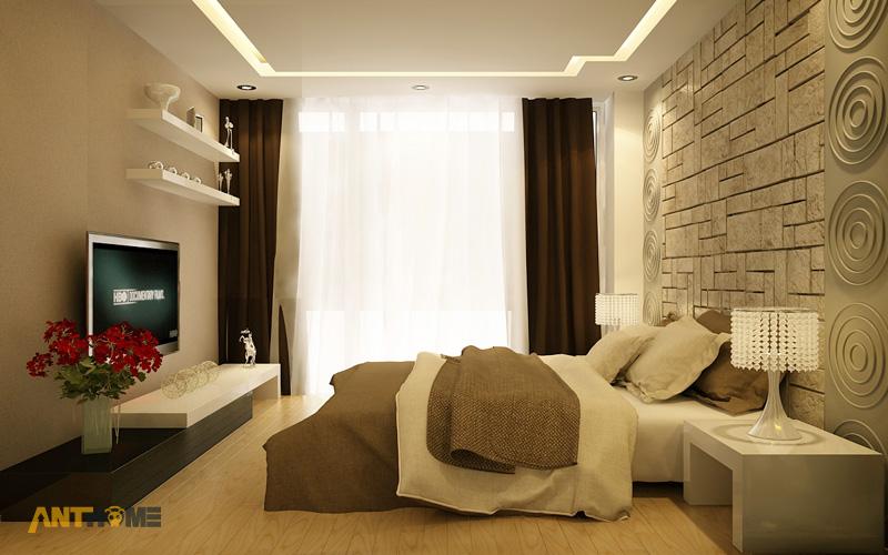 Thiết kế nội thất căn hộ Sunrise City 1 phòng ngủ 8