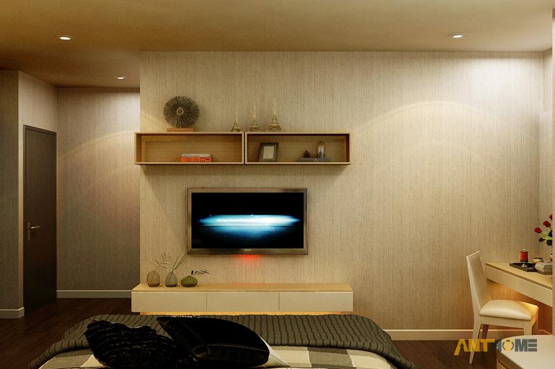 Thiết kế nội thất căn hộ Sunrise City 2 phòng ngủ 10