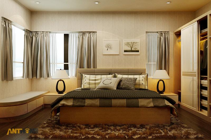 Thiết kế nội thất căn hộ Sunrise City 2 phòng ngủ 7