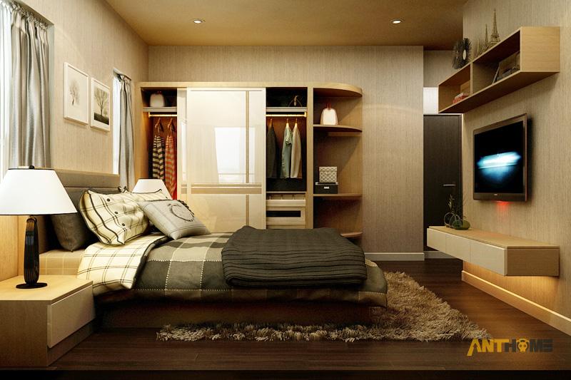 Thiết kế nội thất căn hộ Sunrise City 2 phòng ngủ 8
