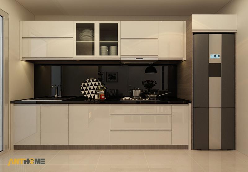 Thiết kế nội thất căn hộ Sunrise City 3 phòng ngủ 5