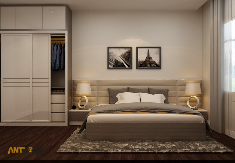 Thiết kế nội thất căn hộ Sunrise City 3 phòng ngủ 8