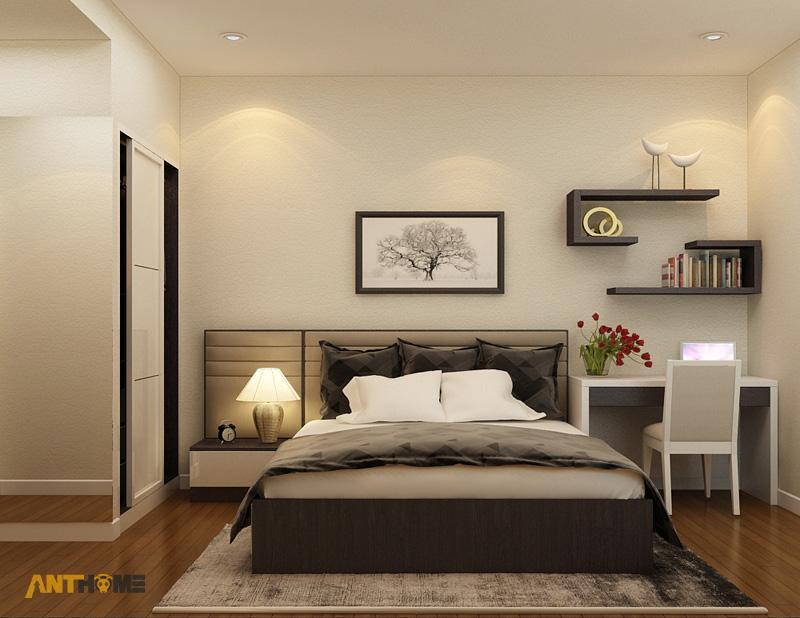Thiết kế nội thất căn hộ Sunrise City 3 phòng ngủ 9