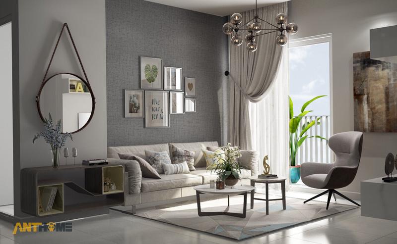 Thiết kế nội thất nhà phố Camellia Garden 1