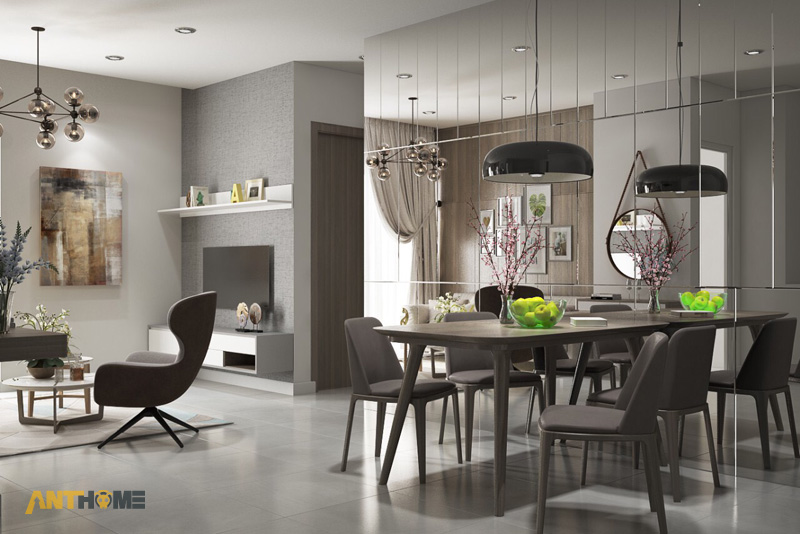 Thiết kế nội thất nhà phố Camellia Garden 3