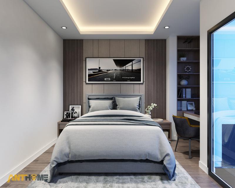 Thiết kế nội thất nhà phố đẹp, ấn tượng quận Tân Bình 14