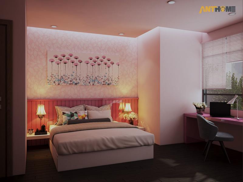Thiết kế nội thất nhà phố đẹp, ấn tượng quận Tân Bình 16