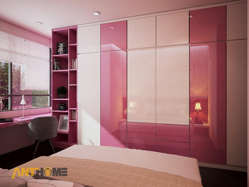 Thiết kế nội thất nhà phố đẹp, ấn tượng quận Tân Bình 18
