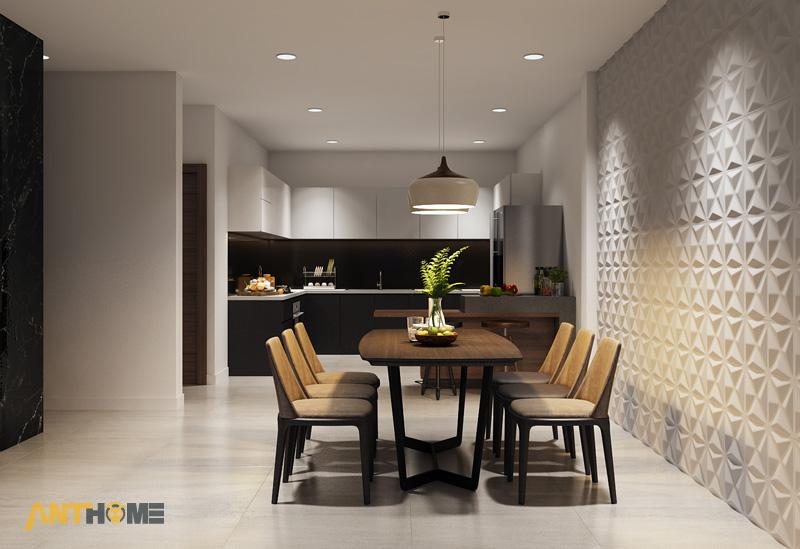 Thiết kế nội thất nhà phố đẹp, ấn tượng quận Tân Bình 26