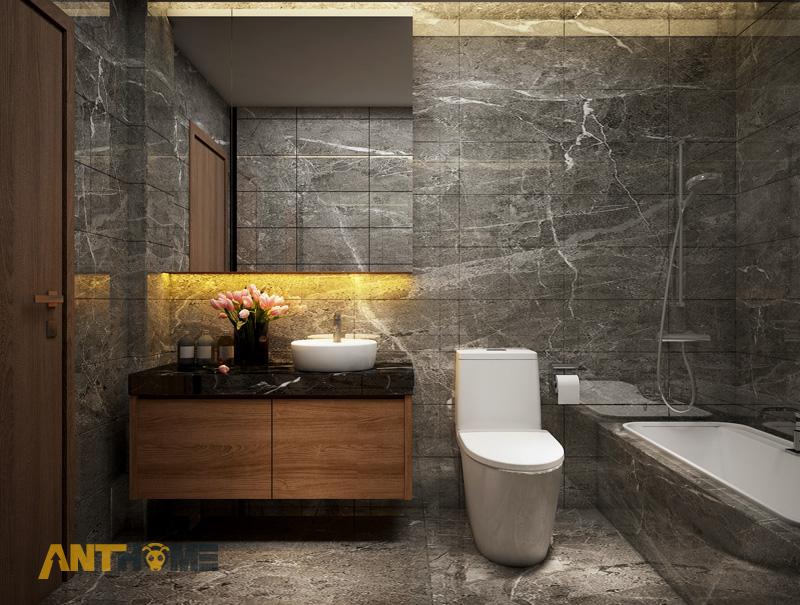 Thiết kế nội thất nhà phố đẹp, ấn tượng quận Tân Bình 24
