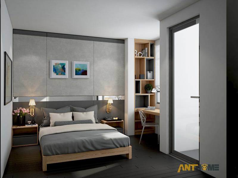 Thiết kế nội thất nhà phố đẹp, ấn tượng quận Tân Bình 7