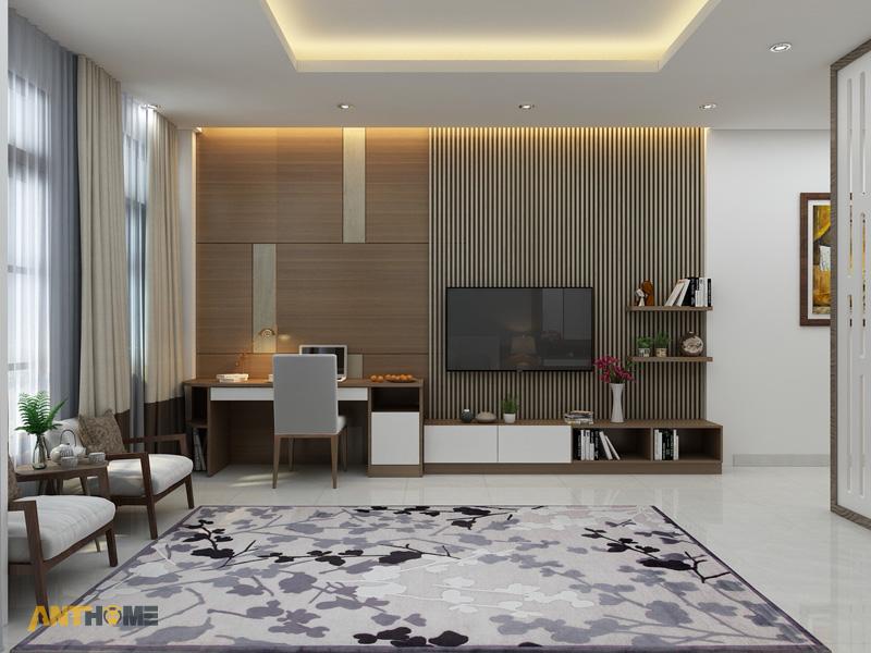 Thiết kế nội thất nhà phố Nam Long phong cách hiện đại 23