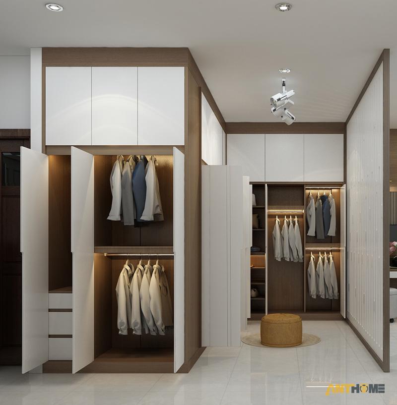 Thiết kế nội thất nhà phố Nam Long phong cách hiện đại 26