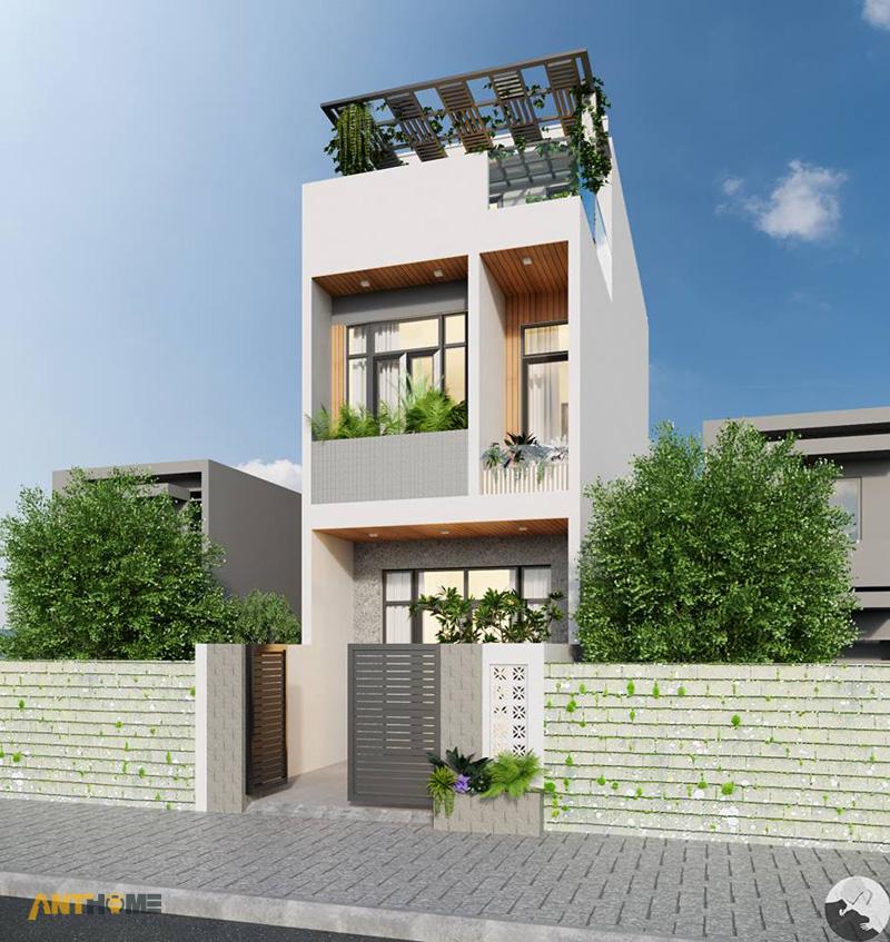 Thiết kế nội thất nhà phố phong cách hiện đại quận Bình Thạnh 1