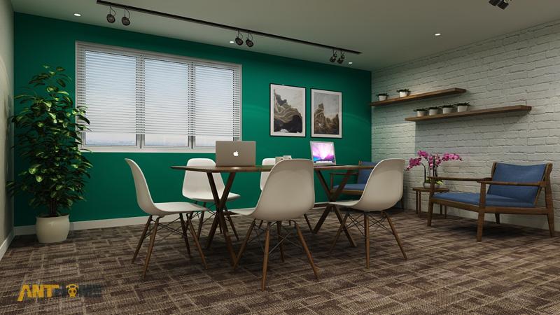 Thiết kế nội thất văn phòng Yea Group đẹp, chuyên nghiệp 1