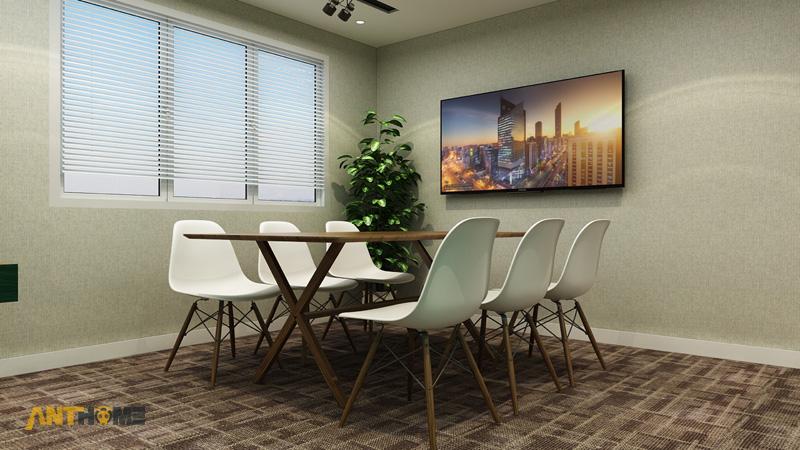 Thiết kế nội thất văn phòng Yea Group đẹp, chuyên nghiệp 3