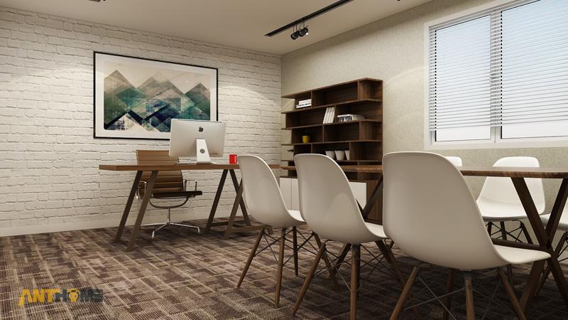 Thiết kế nội thất văn phòng Yea Group đẹp, chuyên nghiệp 4