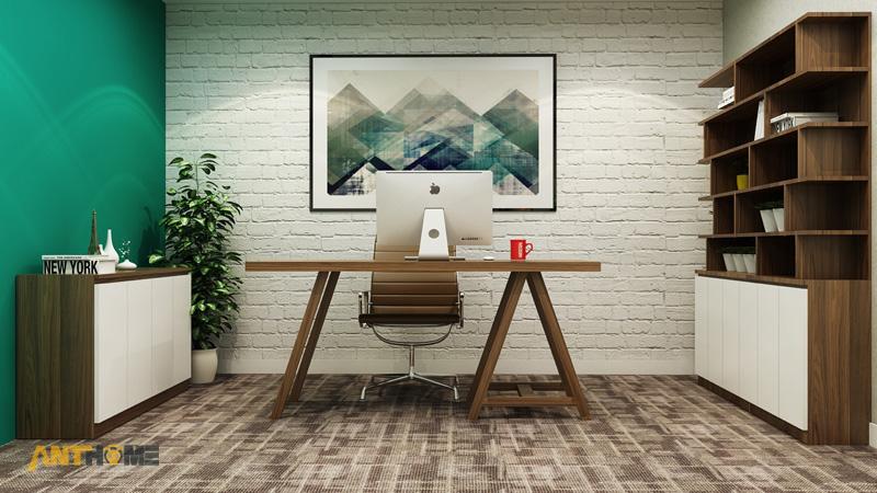 Thiết kế nội thất văn phòng Yea Group đẹp, chuyên nghiệp 6