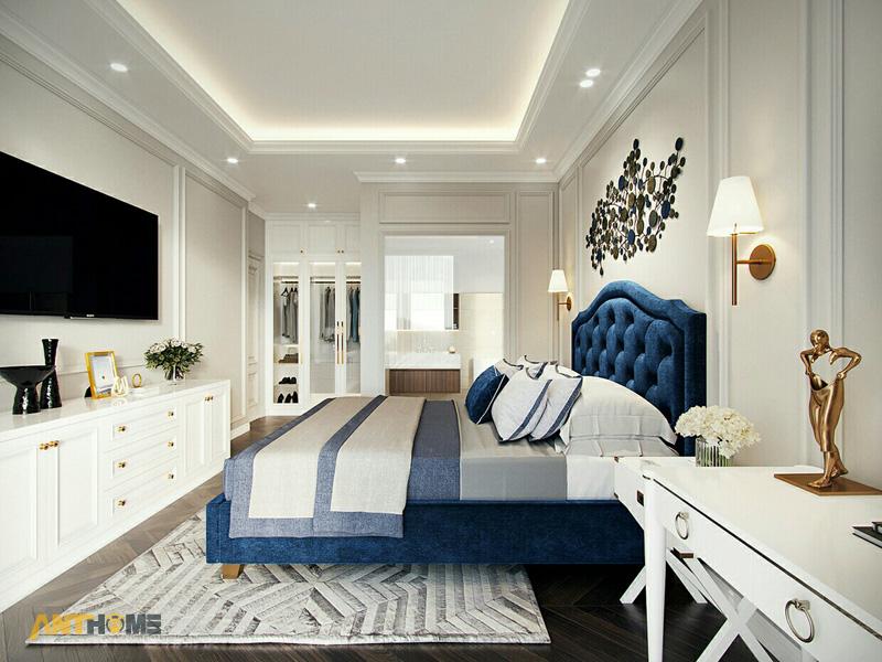 Thiết kế nội thất căn hộ Estella Heights 120m2 11