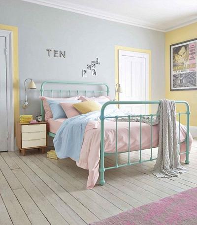 Lý do gam màu Pastel trở thành xu hướng trong thiết kế nội thất 5