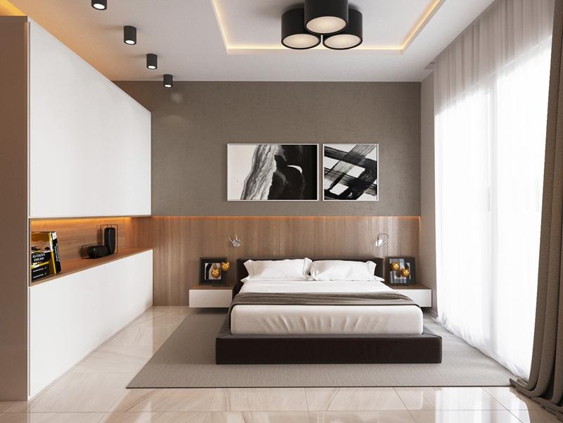 Mãn nhãn với 3 cách thiết kế nội thất phòng ngủ lấy cảm hứng từ gỗ 8