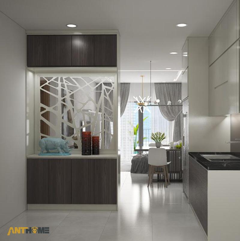 Thiết kế nội thất căn hộ The Botanica 72m2 1