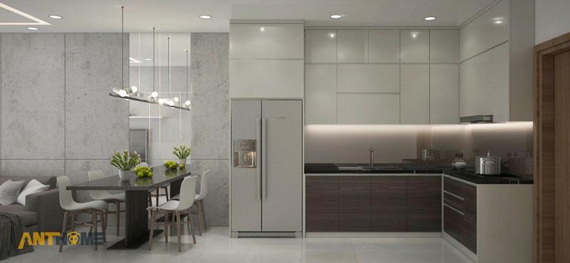 Thiết kế nội thất căn hộ The Botanica 72m2 6