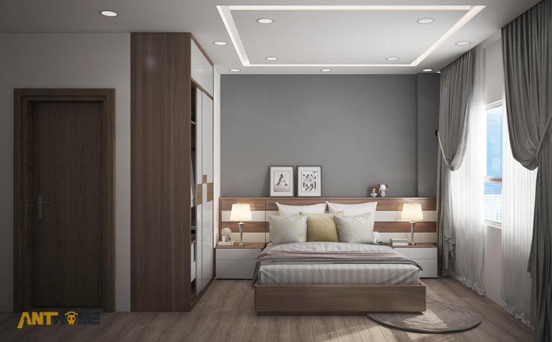 Thiết kế nội thất căn hộ The Botanica 72m2 7
