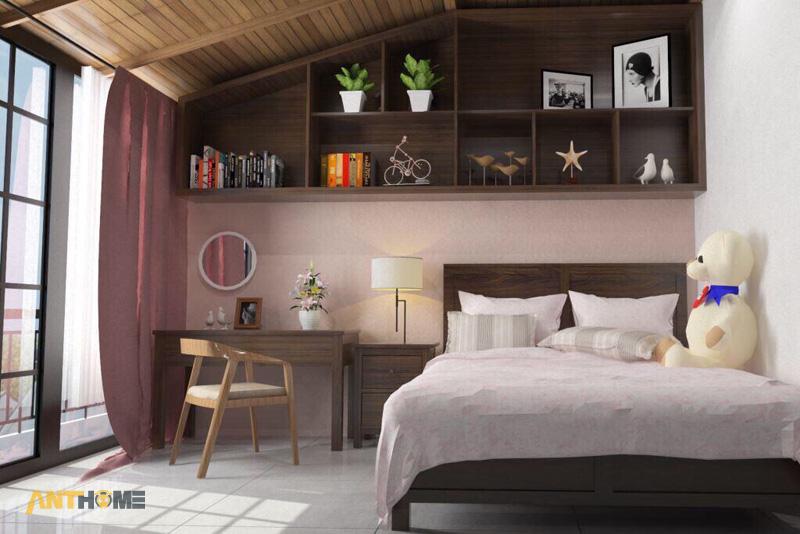 Thiết kế nội thất nhà phố đẹp Đà Lạt 100m2 11