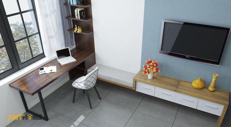 Thiết kế nội thất nhà phố đẹp Đà Lạt 100m2 14