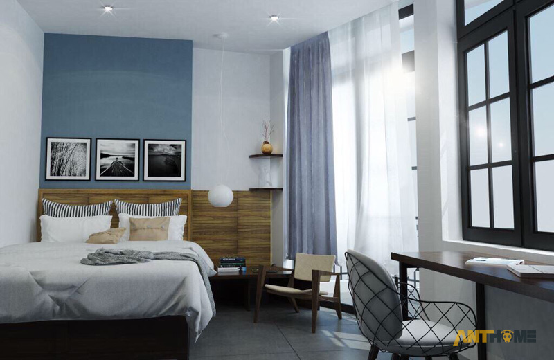 Thiết kế nội thất nhà phố đẹp Đà Lạt 100m2 15