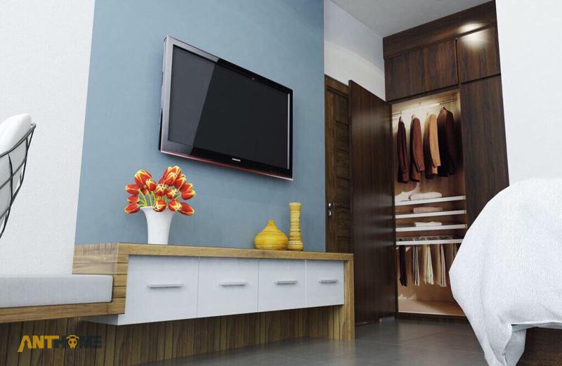 Thiết kế nội thất nhà phố đẹp Đà Lạt 100m2 16