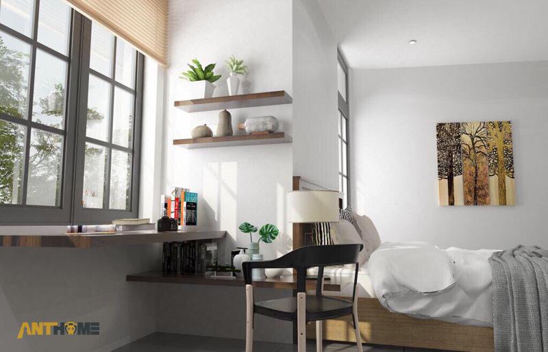 Thiết kế nội thất nhà phố đẹp Đà Lạt 100m2 17
