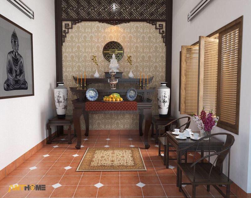 Thiết kế nội thất nhà phố đẹp Đà Lạt 100m2 18