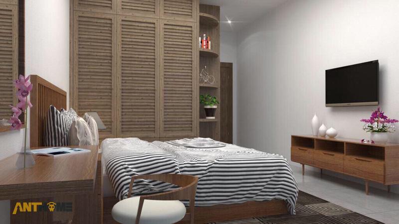 Thiết kế nội thất nhà phố đẹp Đà Lạt 100m2 8